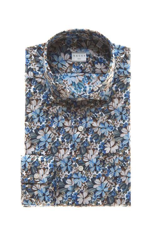 Camicia Collo francese piccolo XACUS | Camicia | ACT748ML-81560001