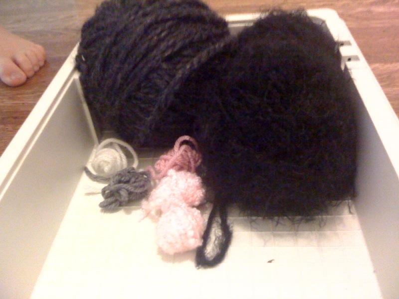 Yarn family home