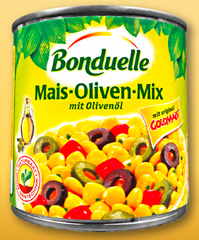 Bonduelle Mais-Oliven-Mix