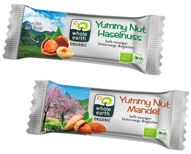 Whole Earth Yummy Nut Haselnuss & Mandel