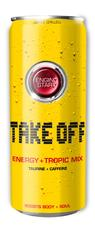 TAKE OFF Energy + Tropic Mix