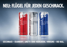 Red Bull: Red/Silver/Blue Edition