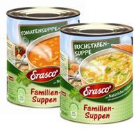 Erasco Familien-Suppen