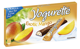 Yogurette Exotic Mango
