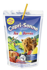 Capri Sonne Tea & Berries