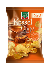 funny-frisch Kessel Chips Honey BBQ