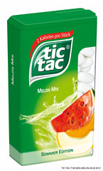 Tic Tac Melon Mix