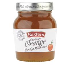 Baxters Orange Thin Cut Marmelade