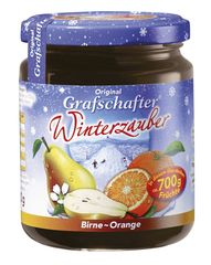 Grafschafter Winterzauber Birne-Orange