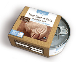 Followfish Thunfisch Filets Natur