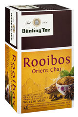 Bünting Rooibos Tee Orient Chai