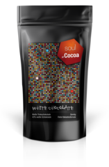 Soul of Cocoa - White Hot Chocolate