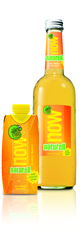 now naturell Orange Mango