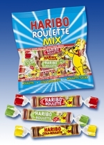Haribo Roulette-Mix