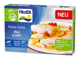 FRoSTA Feine Filets Red Curry