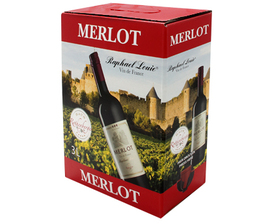 Rothenberger Merlot Raphael Louie 13% Bag-in-Box 3 L