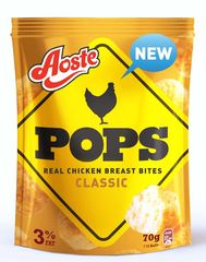 Aoste Chicken Pops Classic