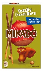 Mikado Totally HazelNuts