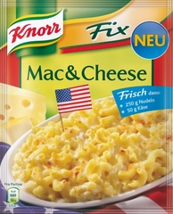 Knorr: Fix für Mac &Cheese