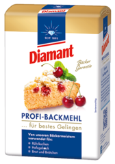 Diamant Profi-Backmehl