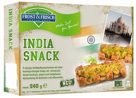 Frost&Frisch India Snack