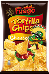 Fuego Tortilla Chips Cheese
