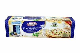 Knack&Back Flammkuchen Back-Set