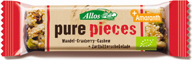 Allos pure pieces Mandel-Cranberry-Cashew