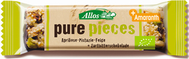 Allos pure pieces Pistazie-Feige-Aprikose