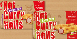 Cook yoo HOT CURRY ROLLS