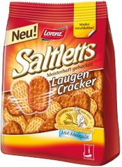 Lorenz Snack-World Saltletts LaugenCracker