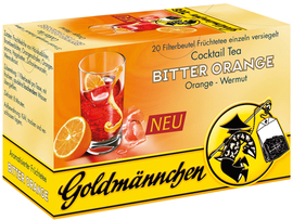 "Goldmännchen-TEE ""Bitter Orange"""