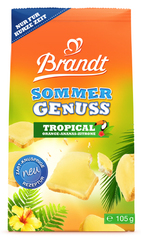 Brandt Tropical Orange-Ananas-Zitrone