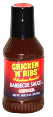 Chicken 'n' Ribs Original Barbecue Sauce