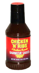 Chicken 'n' Ribs Hickory Smoke