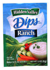 Hidden Valley The Original Ranch - Dips Mix