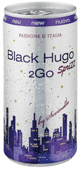 Black Hugo Sprizz 2Go by Sovinello