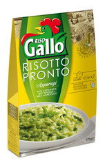 Riso Gallo Risotto Pronto Asparagi