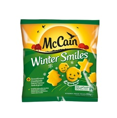 McCain Winter Smiles