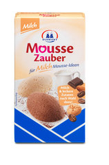 "Diamant Moussezauber ""Milch"""
