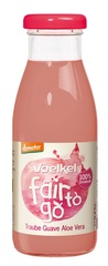 Voelkel fair to go Traube Guave Aloe Vera