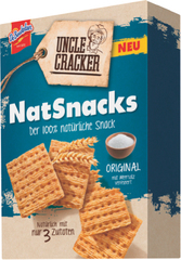 "Uncle Cracker NatSnacks ""Original mit Meersalz"""
