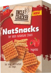 "Uncle Cracker NatSnacks ""Paprika"""