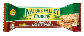 "Nature Valley Crunchy ""Canadian Maple Syrup"""