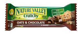 "Nature Valley Crunchy ""Oats & Chocolate"""
