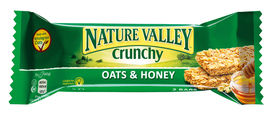 "Nature Valley Crunchy ""Oats & Honey"""