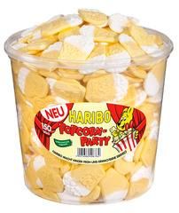 Haribo Popcorn-Party