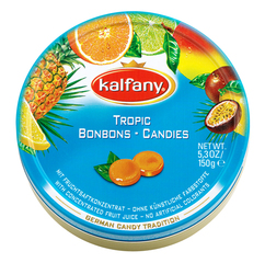 Kalfany Classic Travel Sweets Tropic