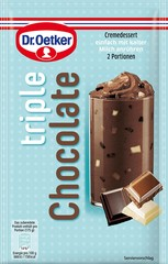 Dr. Oetker Triple Chocolate
