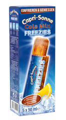 "Capri-Sonne FREEZIES ""Cola Mix"""